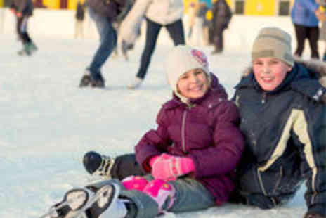 Oxford Ice Rink - Ice Skating Sessions choose for Two - Save 53%