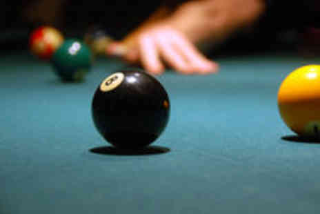 Reardon's Snooker and Pool - Two Hours of Pool or Snooker for Four - Save 60%