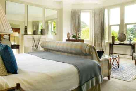 Homewood Park Hotel & Spa - Bath Country House Escape w Suite Upgrade - Save 56%