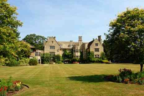 Stonehouse Court Hotel - Cotswolds Tudor Manor Stay wDinner Was - Save 46%