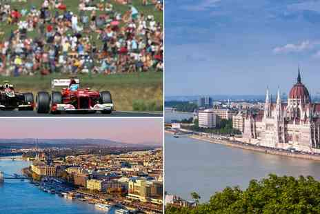 Inspire 365 - Two Night Hungarian Grand Prix Weekend Experience - Save 23%