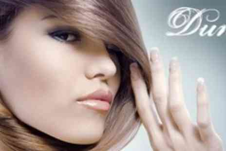 Dune Hairdressing - Colour and Cut Plus MORROCANOIL Treatment - Save 71%