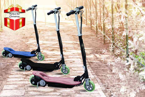 Giant Red 7 - 120W electric scooter in a choice of three fab colours - Save 65%