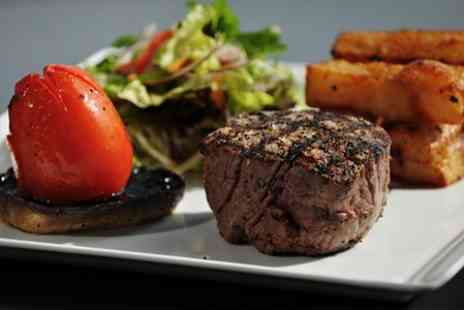 Marco Polo Restaurant - Three Courses  Steak For Two - Save 61%