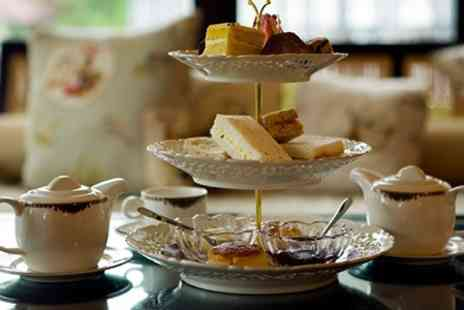 The Red Lion Hotel - Afternoon Tea For Two With Champagne - Save 60%