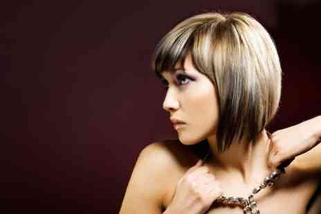 Pure Escapism - Cut With Half Head Highlights or Full Colour - Save 72%