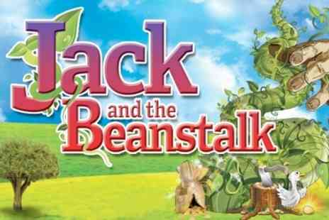 The Roses Theatre - Jack And The Beanstalk Pantomine Ticket - Save 42%