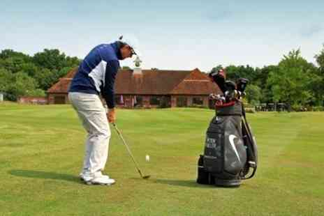 Sutton Green Golf Club - PGA Golf Lesson With Video Analysis - Save 62%