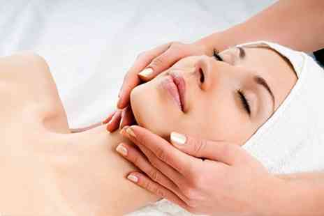 The White Rooms Medispa - Glycolic Facial Peel With Head Massage - Save 76%