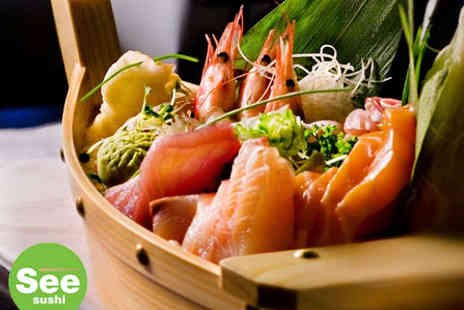 See Sushi - Japanese Food and Drink - Save 50%
