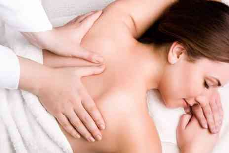 Aspire Hairdressing and Beauty - Full Body Massage With Facial - Save 50%