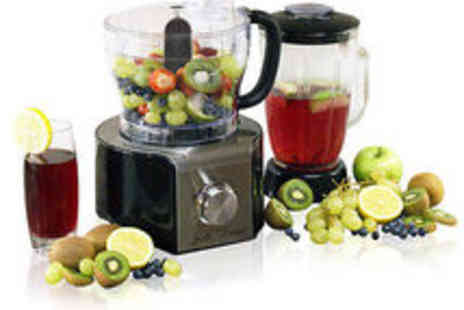 home shopping - Julie Diane 800w Wonder Chef Food Processor - Save 31%