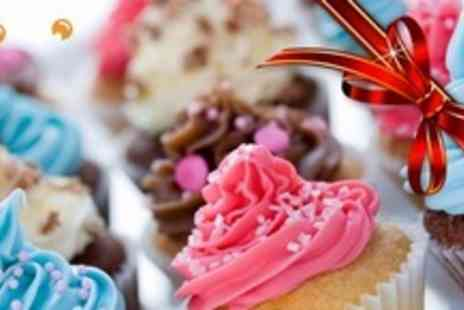 Totally Scrumptious - Three Hour Cupcake Decorating Course For Two, Including Afternoon Tea and Six Cupcakes To Take Home - Save 67%