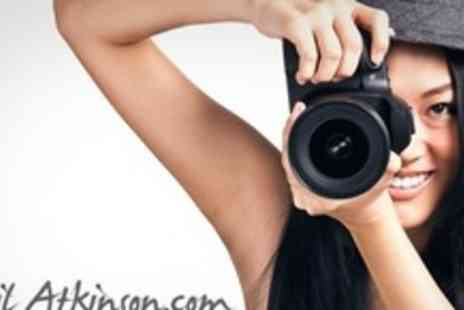 Neil Atkinson - Choice of Digital SLR Photography Course Including Night Time Shoots - Save 66%