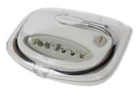 HoMedics - Professional Manicure and Pedicure System - Save 58%