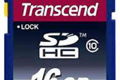 Pics top - MEMORY CARD 32GB SDHC CLASS 10 BY TRANSCEND - Save 17%