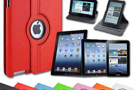 Colorseum -  IPad  And Samsung Galaxy Tab Case - Save 67%