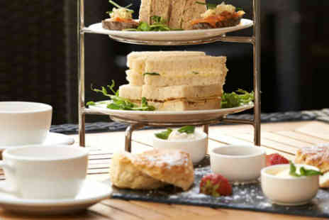 Italian Garden - Prosecco Afternoon Tea for two - Save 51%
