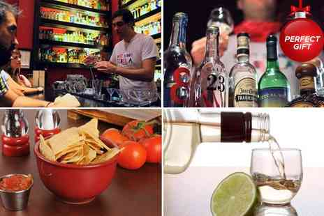 Dont Shoot Tequila - Tequila tasting experience - Save 63%