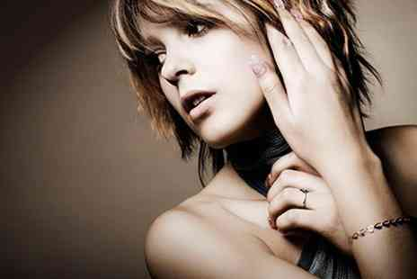 Diamonds Hair and Beauty Studio - Highlights or Colour and Cut - Save 60%