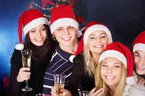 The Kingfisher Bar - Christmas Dinner and Disco - Save 50%