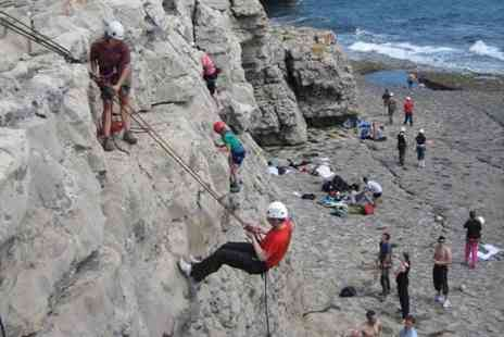 Jim Oakley Adventures - Half Day Climbing and Abseiling Experience - Save 51%