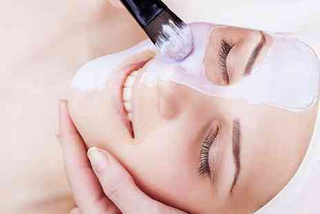 Your Skin At Evolutions- Marine Algae Facial Plus Hand Massage and Mask - Save 76%