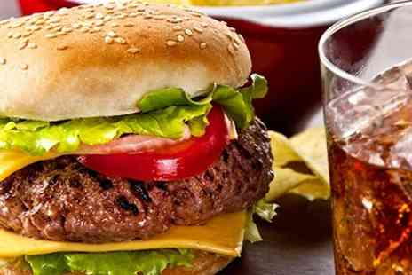 Elliotts - Custom Burger and Drink For Two or Four - Save 59%