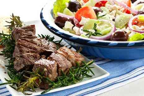 Taste of Cyprus - Food and Drink For Two - Save 50%