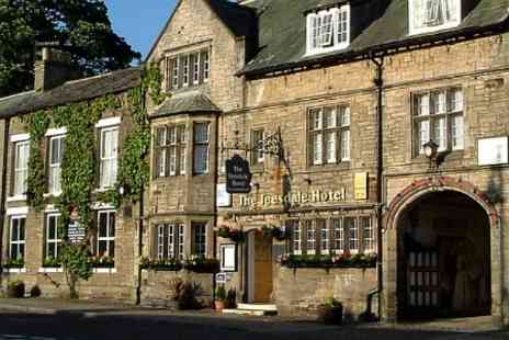 The Teesdale Hotel - Three Night Stay For Two With Breakfast and Dinner - Save 57%