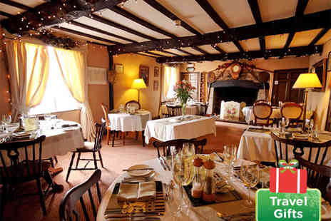 The Crown - A Cosy Inn with Award-Winning Gourmet Cuisine - Save 42%