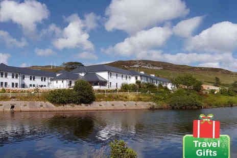 Gweedore Court Hotel - Discover the Mountains Glens, and Lakes of Rugged Donegal - Save 56%