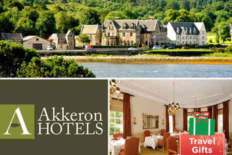 Akkeron Hotels - 30 Great UK Hotels The Perfect Christmas Gift Idea - Save 51%