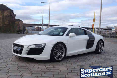 SuperCars Scotland - Three Lap Passenger Experience for Kids - Save 78%