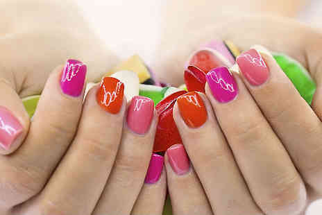 Marco Hair Design - Shellac Manicure or Pedicure - Save 52%