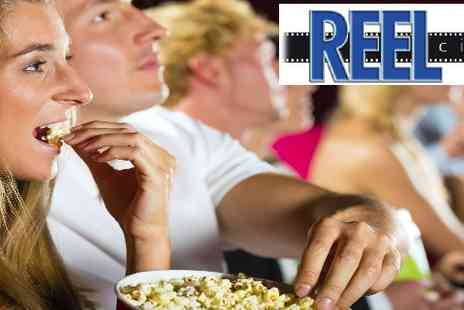 Fareham Leisure Centre - Two Cinema tickets and popcorn - Save 51%