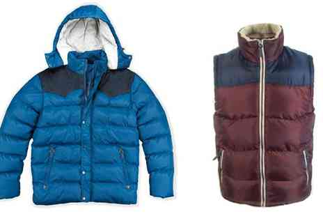 Whispering - Mens Gilet or Jacket - Save 51%