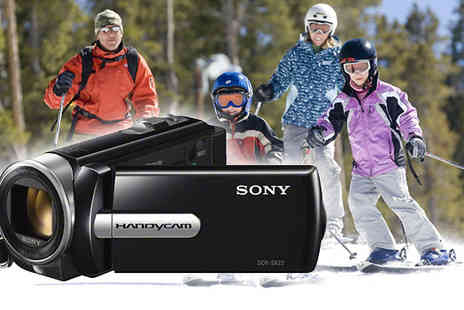 Atlantic Electronics - Sony DCR Camcorder - Save 37%