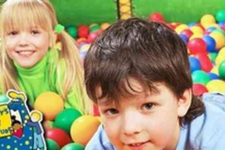 Bramley's Big Adventure - Indoor Play Centre Entry With Lunch for Four Children - Save 65%