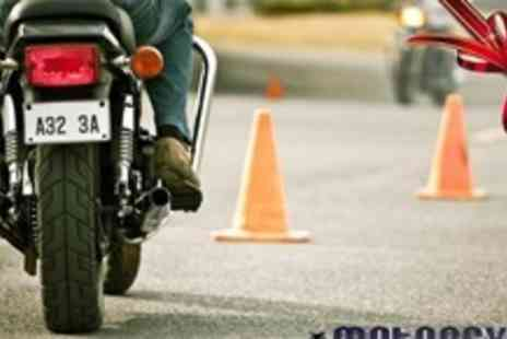 UK Motorcycle Training - Motorcycle CBT Course - Save 61%