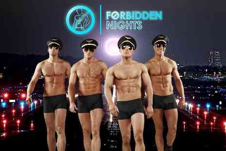 Forbidden Nights - Ticket to the Forbidden Nights show including cocktail - Save 58%