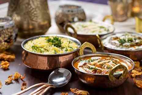 Apni Rasoi - Two Course Indian Meal For Two - Save 63%