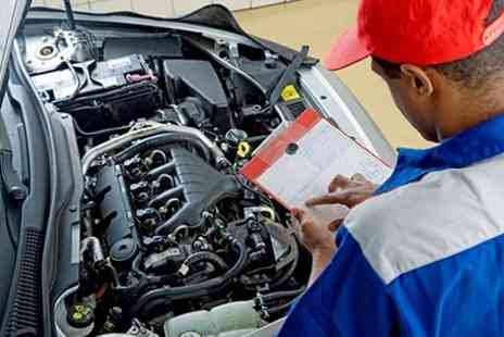 Brit Tyre Service and MOT centre - MOT Test and Interim Service - Save 79%