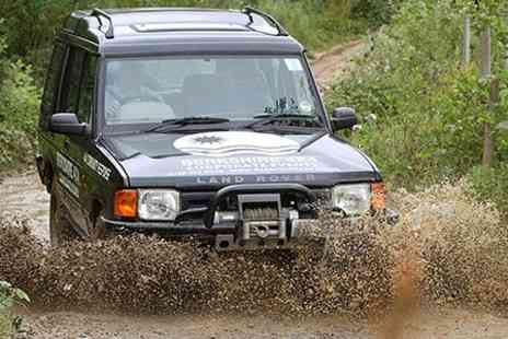 Berkshire 4X4 - Off Road Driving Experience - Save 67%