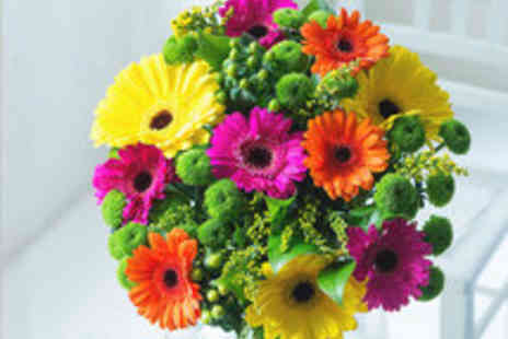 Flowers Direct - Voucher for a Choice of Four Seasonal Bouquets - Save 53%