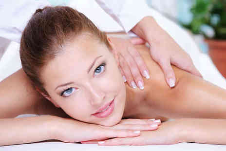 Serenity - Hour Long Treatment Including Swedish Body Massage Crystal Body Massage or Orli Candle Therapy Session for One - Save 54%