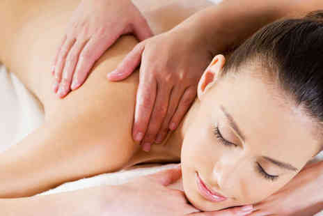 Oak Tree Massage - Hour Long Deep Tissue Swedish Massage or Holistic Massage - Save 50%