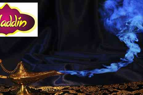 The Platform - Half price Family tickets to see Aladdin - Save 50%