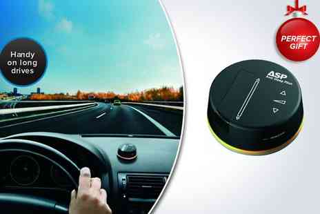 The Product Agency - Anti Sleep Pilot the in car fatigue monitor - Save 42%