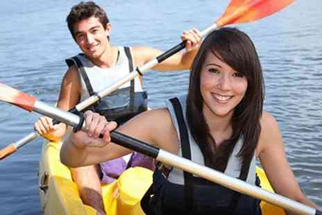 Chester Kayak Hire -  One Hour Session For One - Save 62%